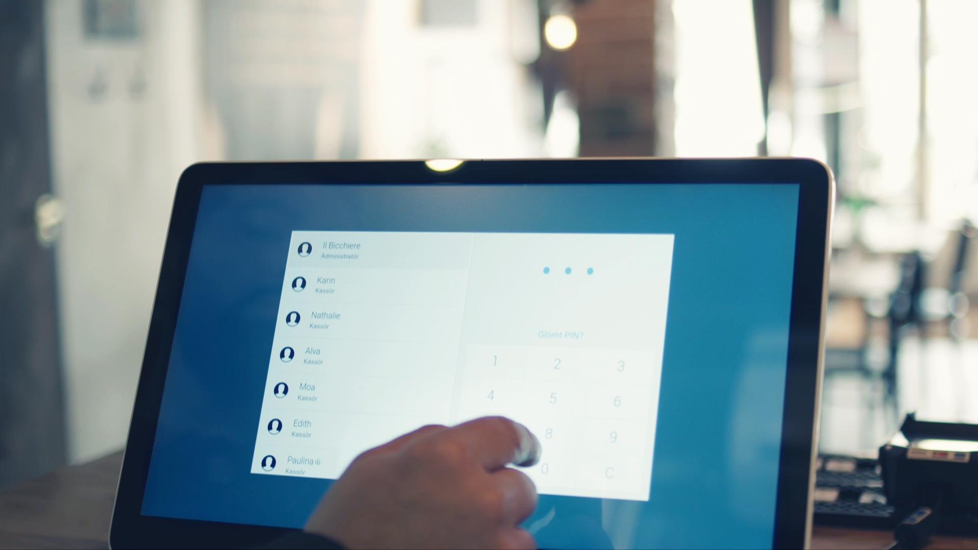 Med Onslip skapar du enkelt flera användare med olika behörigheter