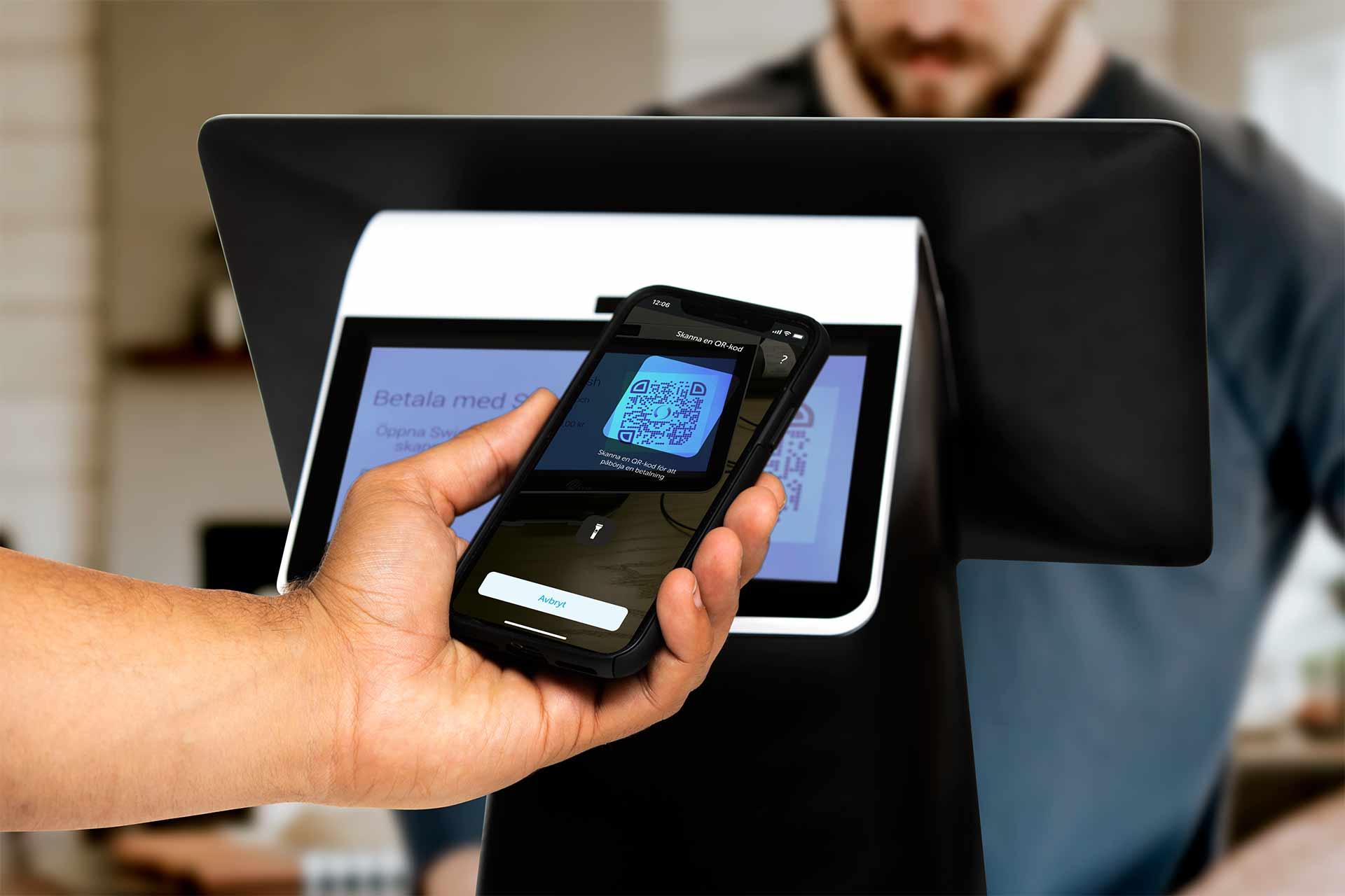 Mobilbetalning med Onslip och Swish